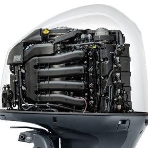 Yamaha motor barcă